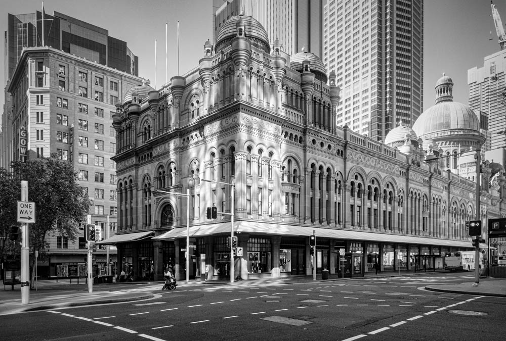 QVB and Gowings